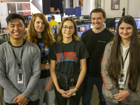 RSP Education Prepares Students for Success in a Thriving VFX Industry